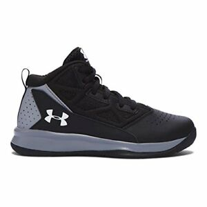 Under Armour Boys Pre School Jet Mid 2US Little- Select SZColor.