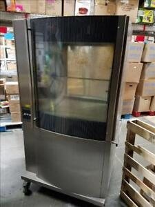 Fri-Jado STG7-P Electric Single Stack Commercial Chicken Rotisserie Oven #3