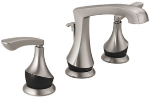 Delta Merge 8 in. Widespread 2-Handle Bathroom Faucet SpotShield Brushed Nickel  $999.00