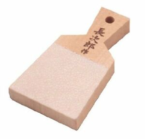 Shark Skin Grater Samegawa Orosshi Chojiro Small for Fresh Wasabi Ginger Sushi