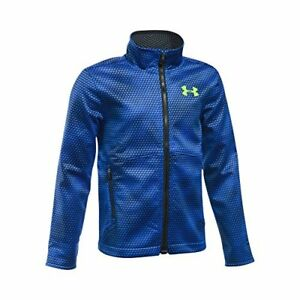 Under Armour Outdoors Boys Storm Softershell Jacket- Select SZColor.