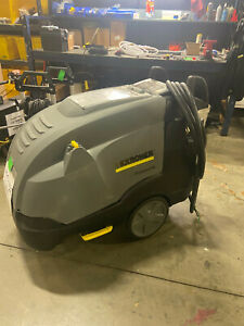 Refurbished Karcher HDS-E 3.325-4 M Ec Hot Water Pressure Washer 24KW 460V3ph
