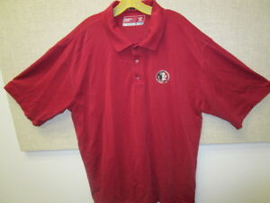 Florida State University Double Extra Large Golf Shirt by Cutter