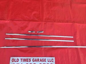 1972-79 DODGE PICKUP TRUCK POWER WAGON Body Side Trim Molding Upper Fender Door