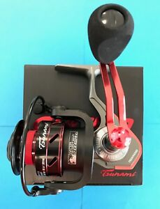 Tsunami Guard TSGAR4000 4000 Red Guard Spinning Fishing Reel - USA Seller