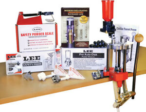 NEW! LEE CLASSIC TURRETT PRESS KIT 90304