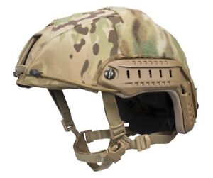 FS Helmet Cover Ops-Core FAST Solid Stretch SMMed (various colors)-USA Made