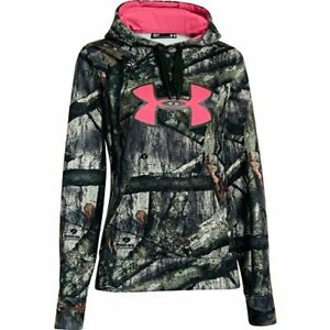 Under Armour Big Logo Hoody - Women's - Choose SZColor