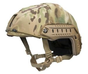 FS Helmet Cover Ops-Core FAST Solid Stretch MedLg (various colors)-USA MADE