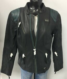 Harley Davidson Women's Impulsive Leather Jacket