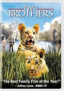 Two Brothers Full Screen Edition DVD VERY GOOD $3.59