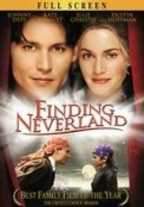 Finding Neverland DVD VERY GOOD $4.39