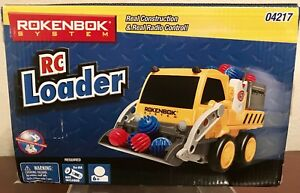 Rokenbok System RC Loader 04217 Toy Real Construction Radio Control Not Included