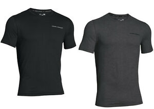 Under Armour Mens Charged Cotton Loose Fit Short Sleeve T-Shirt Tee Top 1277085
