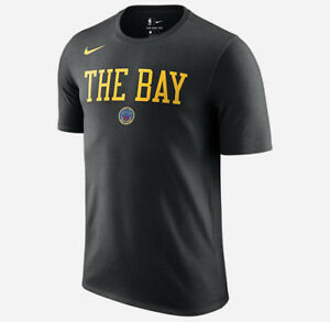 Nike Golden State Warriors City Edition Dry-Fit T-Shirt S-XXL