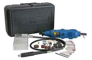 WEN 2305 Rotary Tool Kit with Flex Shaft, Dremel | New | FREE SHIPPING
