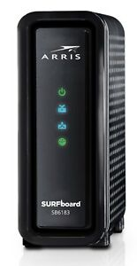 Arris SB6183 Motorola Docsis 3.0 Cable Modem TIME WARNER COMCAST XFINITY
