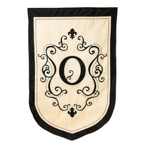 REDUCED from $28.95 - Estate Size Monogram