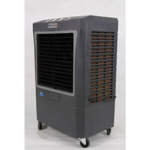 Portable Swamp Cooler Evaporative Air Cooler Large Space Humidifier Fan 3100 CFM
