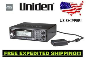Uniden BCD536HP Digital Phase 2 Base Mobile Scanner with HPDB and Wi Fi $599.66