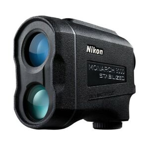 New 2019 Nikon Monarch 3000 Stabilized Laser Rangefinder W ID Technology 16556