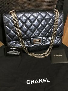 2007 Chanel Reissue Classic Souble Flapbag