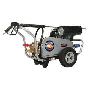 SIMPSON WS5040H Industrial Duty 5000 psi 4.0 gpm Cold Water Gas Pressure Washer