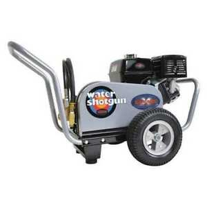SIMPSON WS3500 Heavy Duty 3500 psi 4.0 gpm Cold Water Gas Pressure Washer