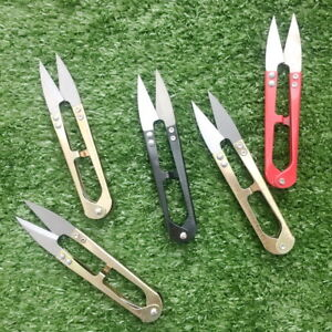 Set 10 tools bonsai shears pruning weed plant scrap craft mini scissors trimming
