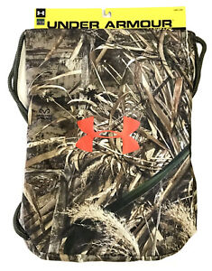 Under Armour UA Outdoor Hunting Realtree Max-5 Camo Sackpack Bag