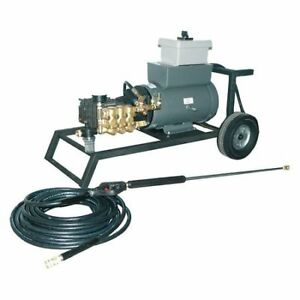 CAM SPRAY 2555X Light Duty 2000 psi Water Electric Pressure Washer