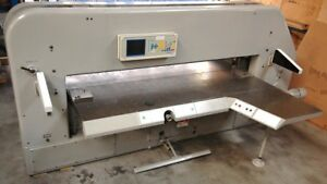 """Large 102""""  260 CM heavy duty guillotine paper cutter"""