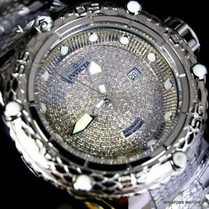 Invicta Subaqua Noma VI 1.81CTW Diamond Swiss Mvt SW200 Automatic 52mm Watch New