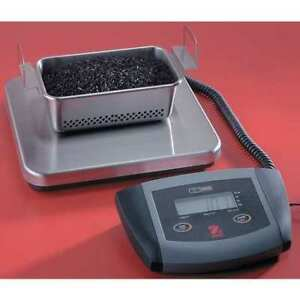 Digital Platform Bench Scale with Remote Indicator 0.2 lb.0.1kg Capacity