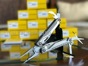 FREE PRIORITY USPS LOT of 2 NEW Leatherman CHARGE TTi Multi-Tool Nylon 830683