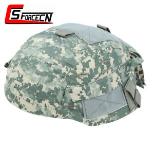 Tactical Airsoft Fast Helmet Cover Military Paintball Combat Helmet Accessories