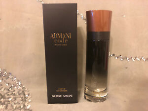 Giorgio Armani Armani Code Profumo EDT Spray 3.7 oz Cologne Men New (open box)