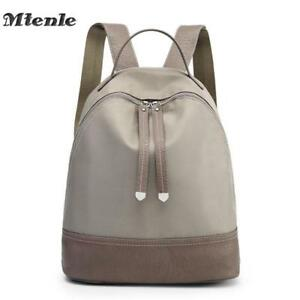 MTENLE Designer Women's Backpacks Oxford Back Pack Female School Bags Teenage Gi