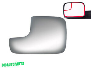 Tow Towing Mirror Glass Replace for Dodge Ram 2500 3500 1500 Truck Driver Side