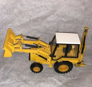 NZG JCB 1400B 135 277 Die-cast Excavator Loader Construction Nice!