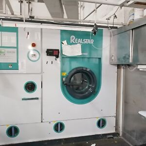 Realstar HSK 500 Hydrocarbon Dry Cleaning Machine $14995.00