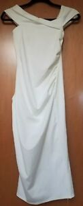 Womens white dresses size small