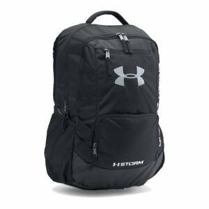 Under Armour Storm Hustle II Backpack BlackBlack One Size FAST SHIP