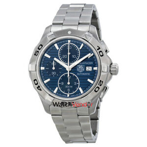 Tag Heuer Aquaracer Chronograph Men's Watch CAP2112BA0833