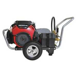 SIMPSON WS5050H Industrial Duty 5000 psi 5.0 gpm Cold Water Gas Pressure Washer