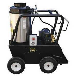 CAM SPRAY 1000QE Light Duty 1000 psi 3.0 gpm Hot Water Electric Pressure Washer