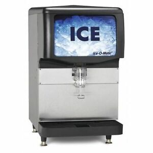 Ice Only DispnsrCountertop150 lb. Cap. ICE-O-MATIC IOD150