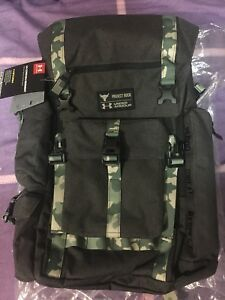 Under Armour Project Rock Backpack Nike Adidas