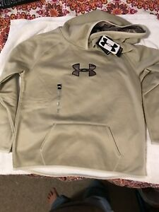 Under Armour Ridge Reaper Camo Girls Hoodie YXL