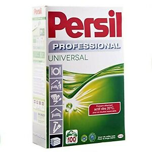 Persil  Concentrated Persil Professional Universal Laundry Powder Detergent 100